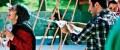 آب بازی کردن ستاره زن سینما باران کوثری (عکس)