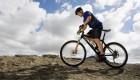 پنج هفته عاقبت وحشتناک دوچرخه سواری در کوهستان