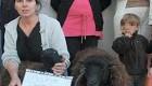 ثبت نام یک گوسفند در مدرسه دولتی (+عکس)