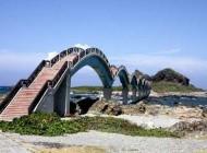 پل توریستی اژدها در تایوان (عکس)