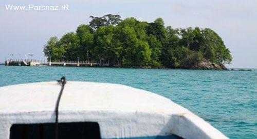خطرناک ترین جزایر جهان + عکس