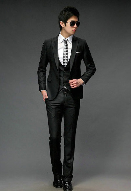 مدل کت و شلوار مردانه - سری چهارم