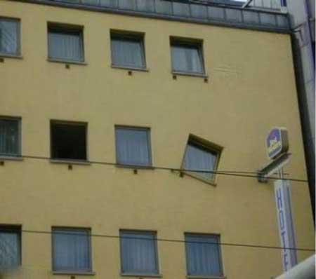 عکس های خنده دار و جالب از خراب کاری مهندسان