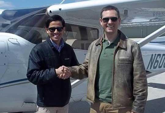 شگفتی آمریکایی ها از اقدام خلبان ایرانی! (+عکس)
