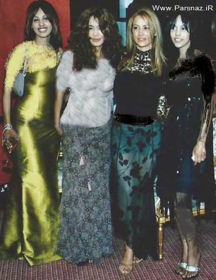 شاهزاده هرزه عربستانی در کلوپ شبانه بریتانیا (عکس)