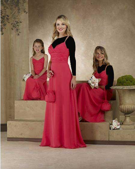 مدل لباس ساقدوش عروس – سری اول