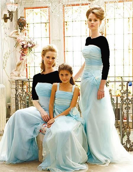 مدل لباس ساقدوش عروس - سری اول