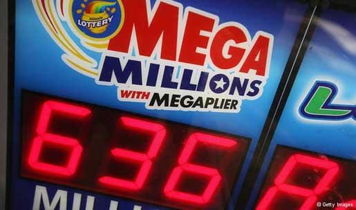 دو نفر برنده لاتاری 636 میلیون دلاری در آمریکا شدند!