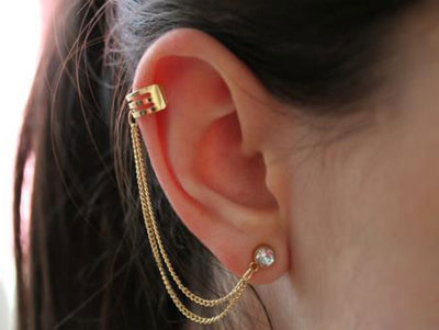 مدل های گوشواره برای لاله گوش - سری جدید