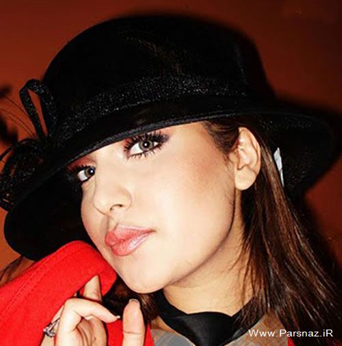 عکس های مژده جمال زاده بازیگر زیبای کانادایی افغانستانی