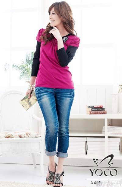 مدل شلوار لی دخترانه مخصوص عید - سری جدید
