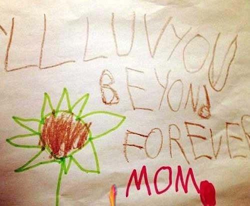 سورپرایز شدن جنیفر لوپز توسط بچه هایش (+عکس)