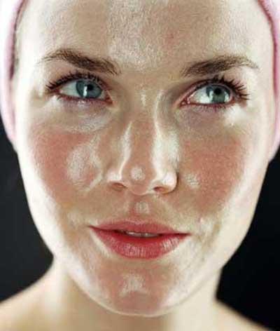 ساده ترین ماسک – مخصوص پوست چرب!