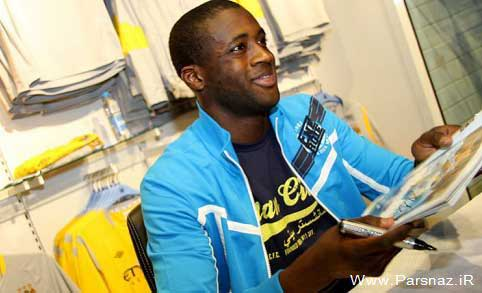 بهترین بازیکن فوتبال آفریقا انتخاب شد + عکس
