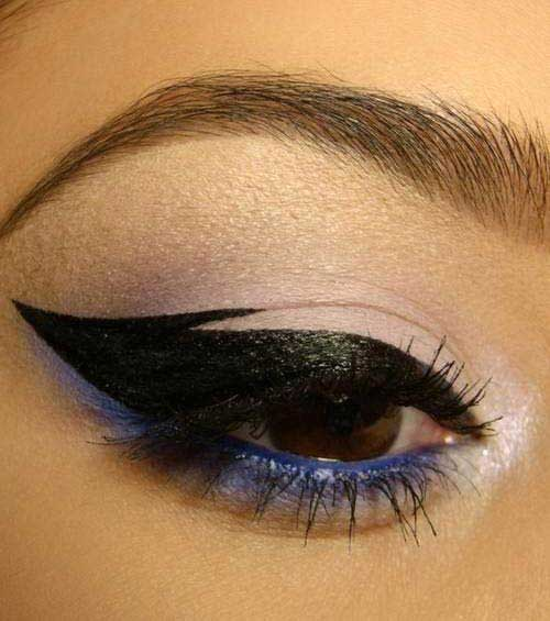 مدل آرایش چشم 2014