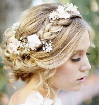 مدل مو عروس - سری سوم