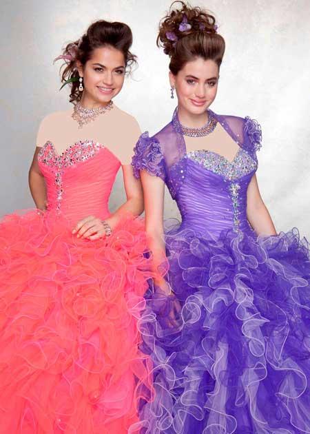 مدل لباس حنابندان عروس - سری اول