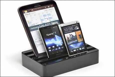 سریع ترین شارژر موبایل و تبلت در جهان (عکس)