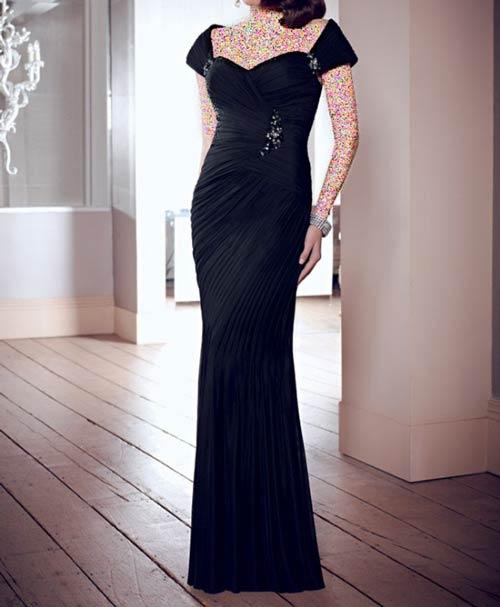 زیباترین مدل لباس مجلسی زنانه - سری جدید
