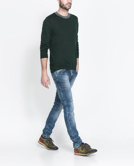 مدل ژاکت بافتنی مردانه - سری اول