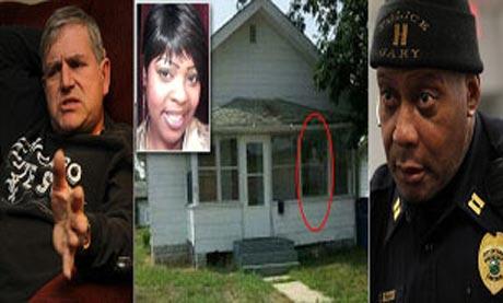 ماجرای روح در خانه یک زن آمریکایی جنجالی شد (عکس)