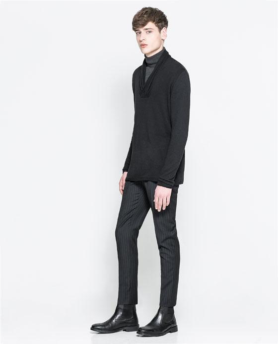 کت شلوار کرایه مدل ژاکت بافتنی مردانه – سری اول