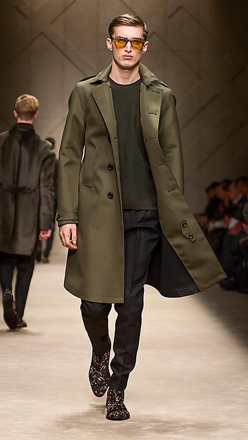 مدل پالتو مردانه - سری اول
