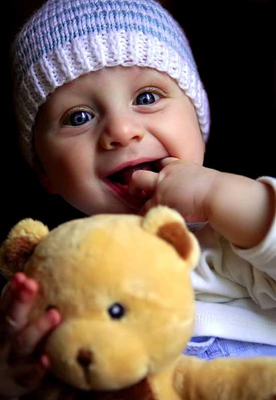 عکسهای جالب نوزادان پسر - سری جدید