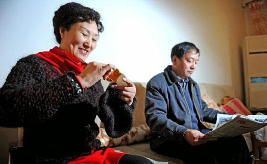 هدیه باورنکردنی این خانم چینی به شوهرش (عکس)