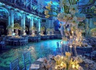 عکس هایی از دکوراسیون و چیدمان تالارهای عروسی