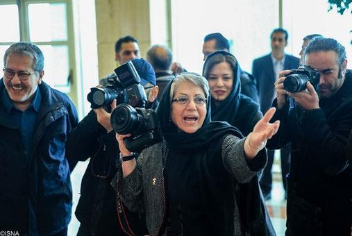 عکسهای بازیگران ایرانی در روز دوم جشنواره فجر!!