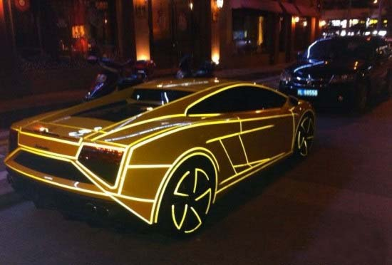 اسپرت جالب اتومبیل به سبک چینی ها +ع