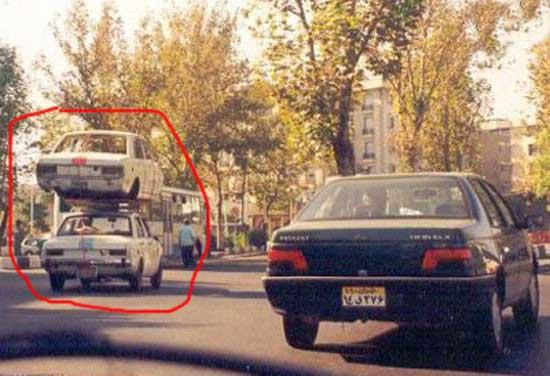 عکس های خنده دار از عجایب ایران - سری جدید