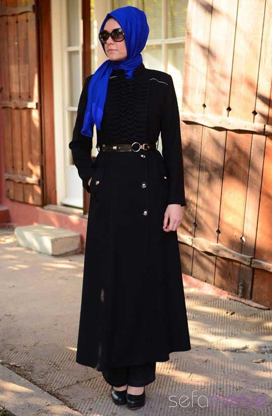 مدل مانتو زمستانی زنانه 2019