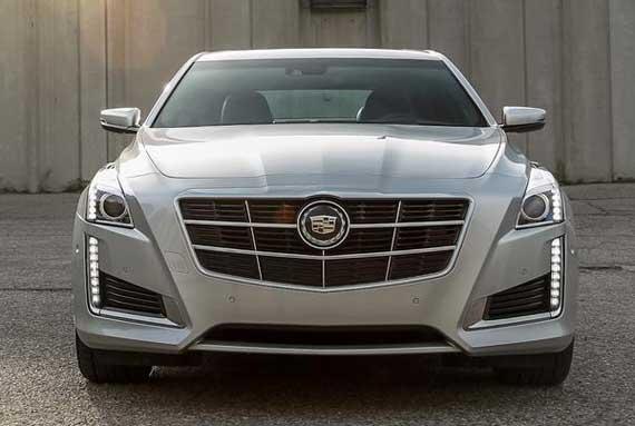 بررسی اتومبیل کادیلاک CTS مدل 2014