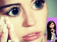 جنجالی ترین عکس مایلی سایرس خواننده هالیوودی