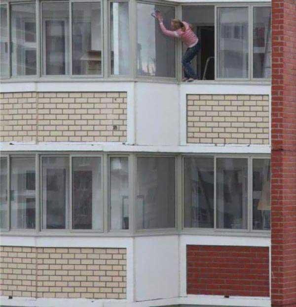 عکس های خنده دار از احمق ترین انسان های جهان