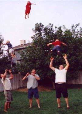 عکس های خنده دار از بهترین پدر و مادرهای سال