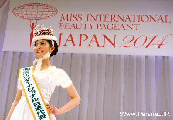 دختر دبیرستانی زیباترین دختر شایسته ژاپن شد + عکس
