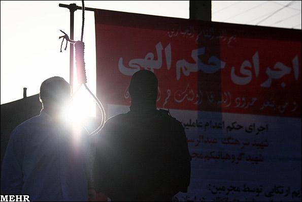 اجرای سه حکم اعدام در شیراز..(تصاویر) (16-)