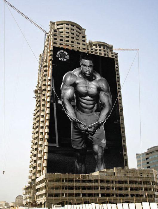 عکس هایی از تبلیغات جالب و مبتکرانه!