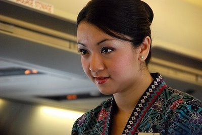عکس هایی از مهمانداران زن هواپیما های مختلف جهان