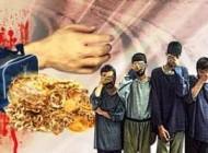 حمله 4 دزد به زن تنها در تهران..!
