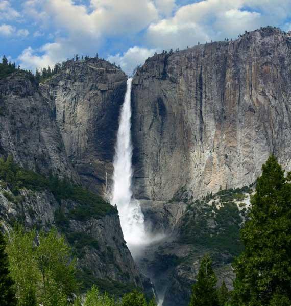 عکس های دیدنی از زیباترین آبشارهای جهان