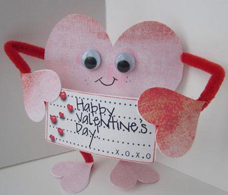 آموزش تصویری ساخت کارت تبریک روز ولنتاین