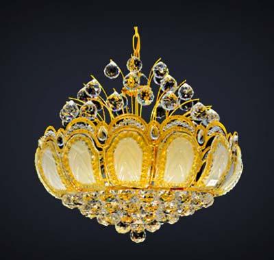 مدل های لوستر سلطنتی سری اول