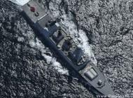 تبریک جالب روز ولنتاین به روش ملوانان نیروی دریایی (عکس)