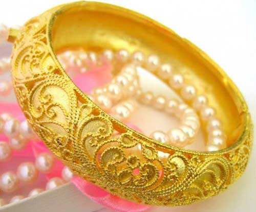 مدل النگو طلا هندی – سری اول