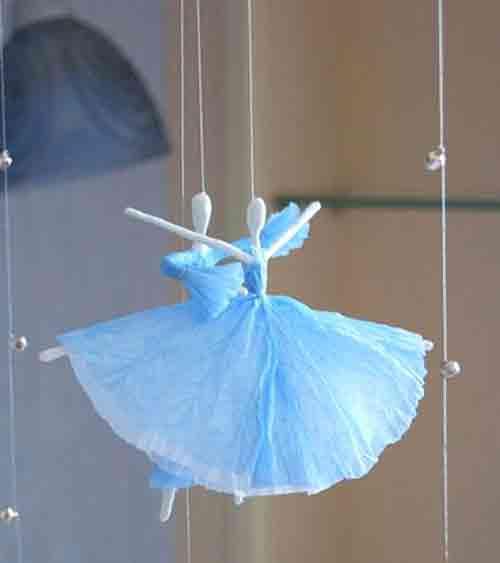 ساخت عروسک با دستمال کاغذی! (آموزش تصویری)