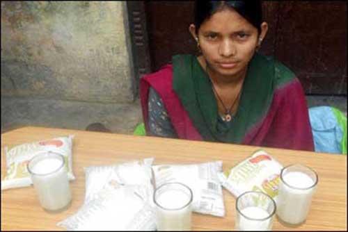 اقدام عجیب این دختر غذا نخوردن به مدت ۲۵ سال +عکس